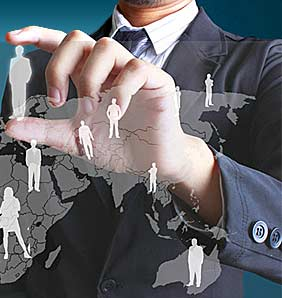 Подбор персонала в кадровом агентстве